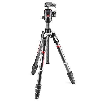 Statyw fotograficzny Manfrotto Befree GT Carbon MKBFRTC4GT-BH - WYSYŁKA W 24H, Manfrotto, MKBFRTC4GT-BH, 8024221680676, Statywy fotograficzne