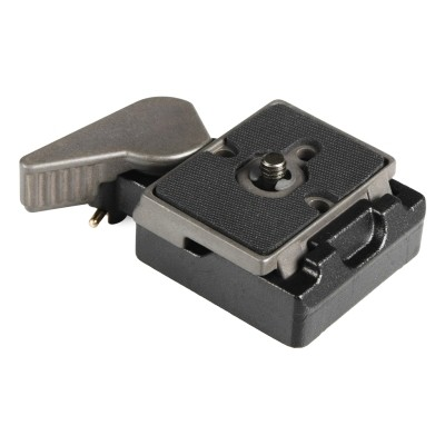 Adapter do płytek prostokątnych 200PL - Manfrotto 323 - WYSYŁKA W 24H, Manfrotto, 323, 8024221064452, Adaptery i płytki